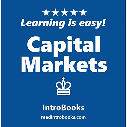 Capital Markets audiobook cover art