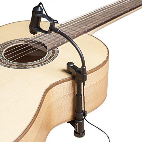 Tie tcx110 Instrumento Micrófono para guitarra