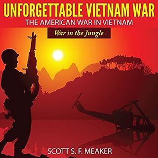 Unforgettable Vietnam War audiobook cover art