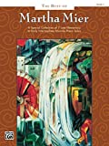 The Best of Martha Mier, Book 2: For Late Elementary to Early Intermediate Piano