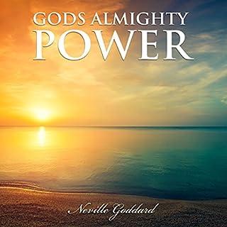 God's Almighty Power audiobook cover art