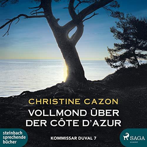 Vollmond über der Cote d'Azur Titelbild