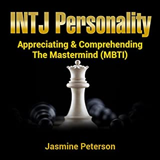 The INTJ Personality audiobook cover art