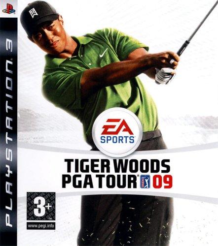 Tiger Woods PGA Tour 09 (PS3)