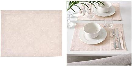 (Kit) Ikea DOFTMINNE Place mat, 15 ¾x11 ¾ (40x30 cm), Set of 4