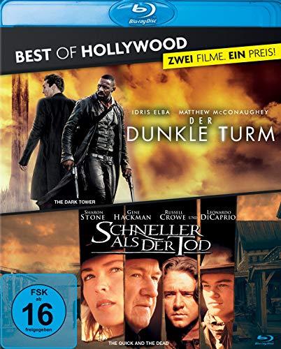 Der dunkle Turm/Schneller als der Tod - Best of Hollywood [Blu-ray]