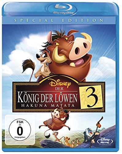 Der König der Löwen 3 - Hakuna Matata [Blu-ray] [Special Edition]