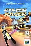 Star Wars Episode 1 Racer N64 Instruction Booklet (Nintendo 64 Manual Only) (Nintendo 64 Manual)