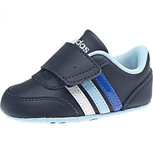 adidas, Scarpe da Fitness Unisex-Bambini, Bianco (Bc0089 Blanco), 17 EU