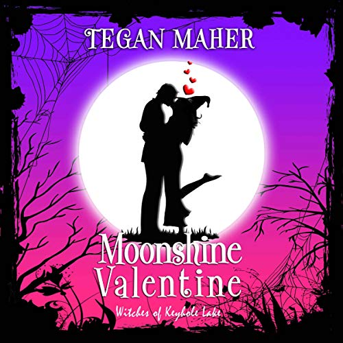 Moonshine Valentine audiobook cover art