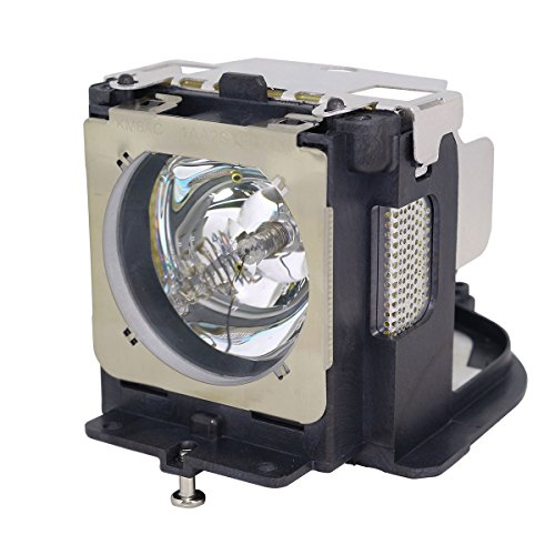 Replacement Lamp with Housing for SANYO PLC-WXU700A with Ushio Bulb Inside