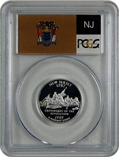 1999 S Statehood Quarter Quarter PR70DCAM PCGS