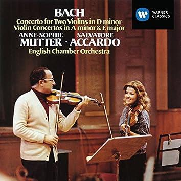 Bach: Violin Concertos & Concerto for 2 Violins