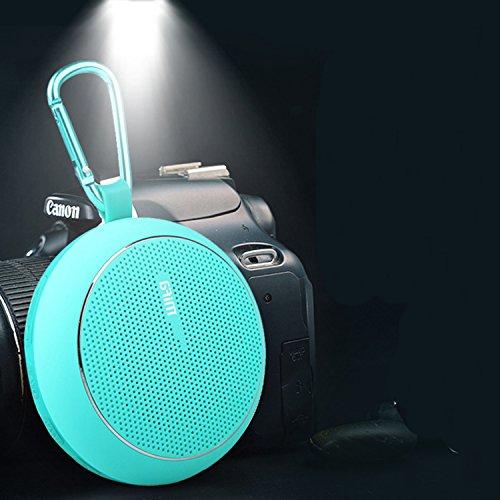 Mifa 203005 - Altavoz portátil con Bluetooth, F1 SD, color azul