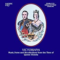 Victoriana: Music, Verse & Rec