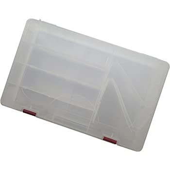 Plano 23780-00 Deep Stowaway Box with Adjustable Dividers