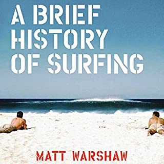 A Brief History of Surfing cover art