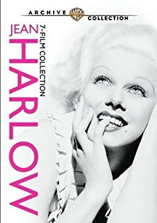 Jean Harlow 7-Film Collection