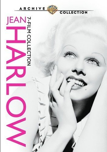 Jean Harlow 7-Film Collection (6 Dvd) [Edizione: Stati Uniti] [Italia]