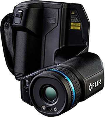 FLIR 79301-0201 Model T540-14 Professional Thermal Imaging Cameras with 14° Lens, 464 x 348 Resolution, -20°C to 1500°C and FLIR Tools+