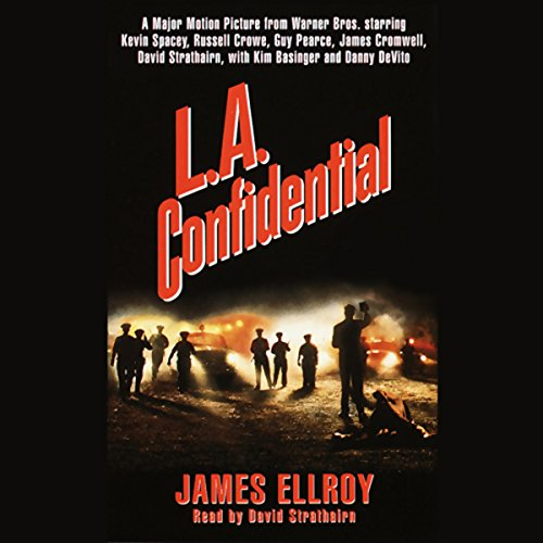 L.A. Confidential audiobook cover art