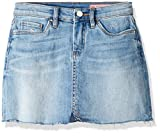 [BLANKNYC] Big Girl's Denim Mini Skirt Skirt, Birthday Wish, 12