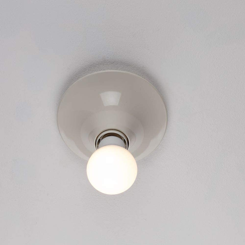 Artemide teti, lampada da soffitto,in resina termoplastica A048120 O