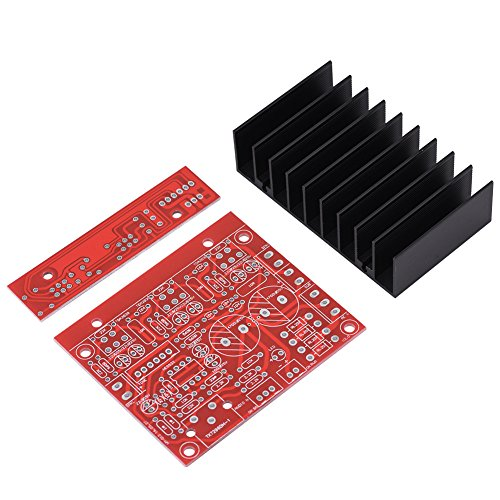 Tihebeyan Circuito del subwoofer dell'altoparlante DIY, 2.1 Mini Bordo dell'amplificatore Digitale 3 canali DIY Altoparlante Auto Audio Stereo Subwoofer Kit modulo Amplificatore