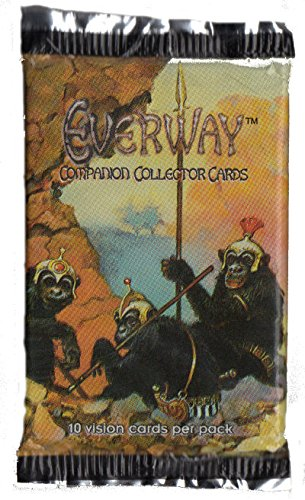 Everway: Companion Collector Cards Booster Pack (10 Cards) [Toy]