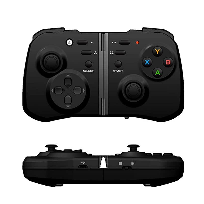 Handjoy nPRO Wireless Gamepad Black for Android/IOS Smartphone Bluetooth 4.0 for PC for Samsung Galaxy s8