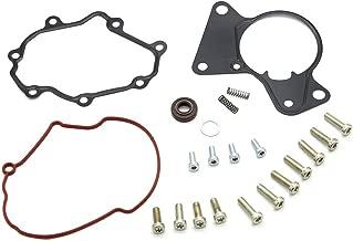 Carrfan Tandem Pump Repair Kit Sealing Set Vacuum Pump Repair Pack for VW T5 2.5 TDI