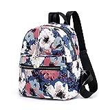 cute mini flower music pack bag for girls women Backpack