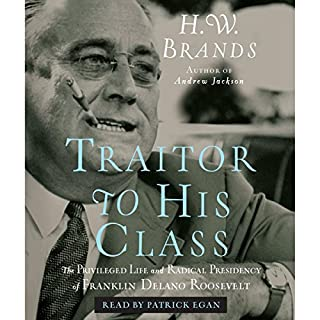Traitor to His Class audiobook cover art