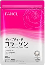 Fancl Deep Charge Collagen 30 Days 180 Tablets - Beauty - Personal Care - Skin Care - The Rose Bud Extract - Vitamin C Plus - Suitable For Absorption - Anti Aging - Elasticity - Hong Kong