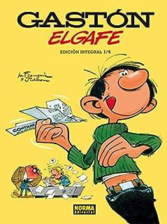 GASTON ELGAFE 1. EDICION INTEGRAL (Europeo - Gaston El Gafe)