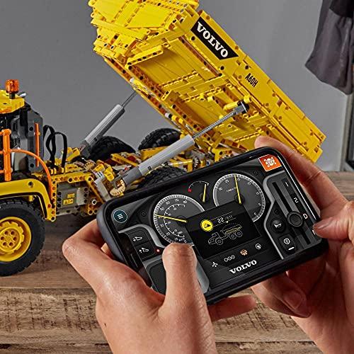LEGO 42114 Technic Knickgelenkter Volvo-Dumper (6×6), Modellbauset - 5