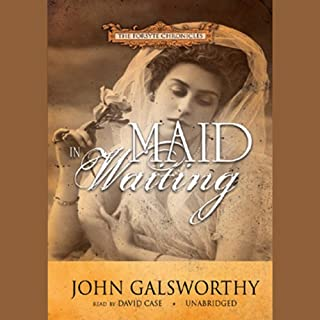 Maid in Waiting audiobook cover art
