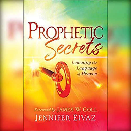 Prophetic Secrets audiobook cover art