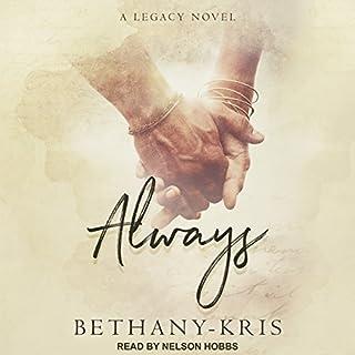Always: A Legacy Novel audiobook cover art