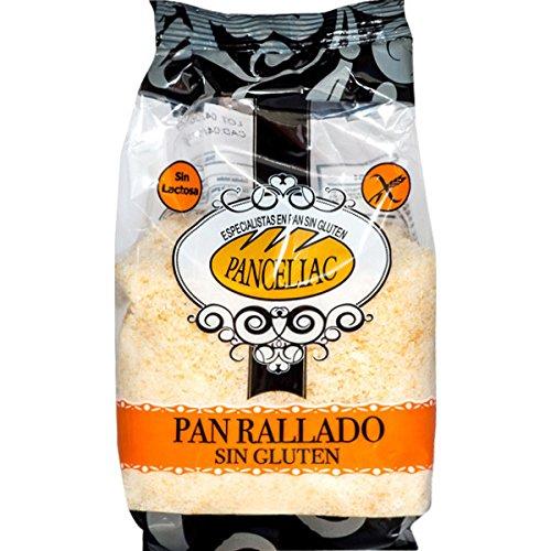 Panceliac Pan Rallado Sin Gluten y Sin Lactosa - 200 gr