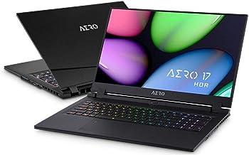 "HIDevolution Gigabyte AERO 17 HDR XB-8US4450SP, 17.3"" UHD HDR IPS, 2.3 GHz i7-10875H, RTX 2070 Super Max-Q, 32 GB 2666MHz ..."