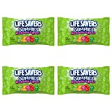 LifeSavers Gummies Bunnies & Eggs Easter Candy - Pack of 4 Bags - 9 oz per Bag