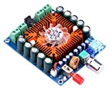 DollaTek TDA7850 Digital Audio Power Amplifier Ampli Board HiFi Stereo Audio Amplify 50Wx4 Channel DC 12-16V AMP Board with Cooling Fan for Sound System Car Home Speaker Computer Speaker Kit