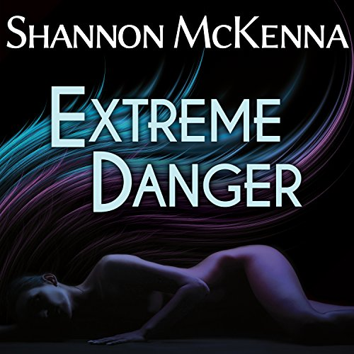 Extreme Danger audiobook cover art