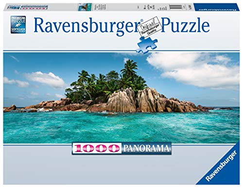 Ravensburger Puzzle 19884 - Reif für die Insel Île St. Pierre - 1000 Teile