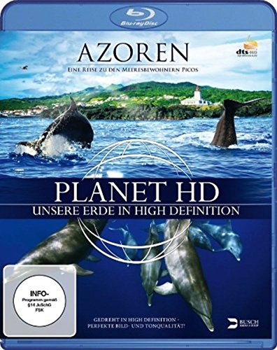 Planet HD - Unsere Erde in High Definition - Azoren [Blu-ray]