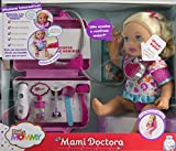Little Mommy Muñeca Mami Doctora