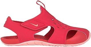 nouvelle arrivee 3adb4 c5899 Amazon.fr : Nike - Nike / Sandales / Chaussures garçon ...
