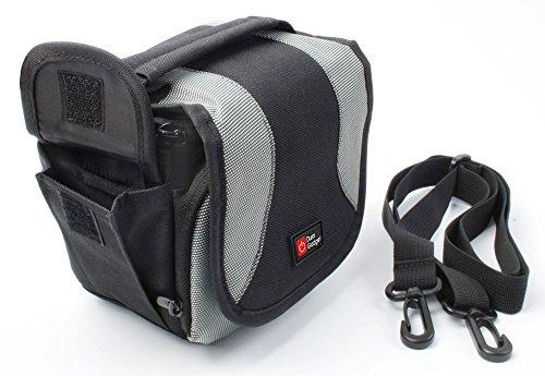 DURAGADGET Housse de Transport + lanière pour caméras embarquées Xiaomi Xiaoyi Mini Nette Action et Wimius L1 - Taille M