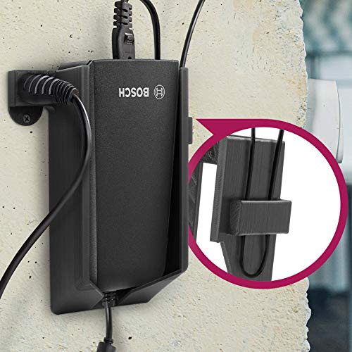 Wand Halterung Batterie Ladegerät Halter für Bosch eBike Akku 2A
